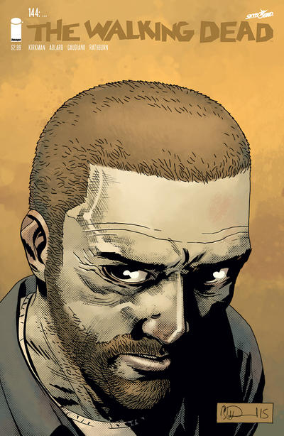 Cover for The Walking Dead (Image, 2003 series) #144