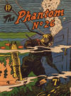 Cover for The Phantom (Feature Productions, 1949 series) #26