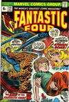 Cover for Fantastic Four (Marvel, 1961 series) #141 [British]