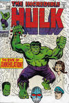 Cover for The Incredible Hulk (Marvel, 1968 series) #116 [British Price Variant]