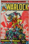 Cover Thumbnail for Warlock (1972 series) #10 [British Price Variant]