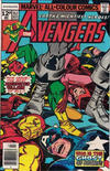 Cover Thumbnail for The Avengers (1963 series) #157 [British Price Variant]