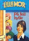 Cover for Lillemor (Serieforlaget / Se-Bladene / Stabenfeldt, 1969 series) #13/1984