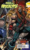 Cover for Age of Apocalypse (Marvel, 2015 series) #1 [Incentive Gerardo Sandoval Gatefold Poster Variant]