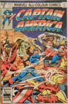 Cover for Captain America (Marvel, 1968 series) #242 [British]