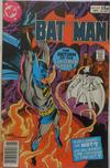 Cover Thumbnail for Batman (1940 series) #319 [British]