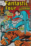 Cover for Fantastic Four (Marvel, 1961 series) #115 [British Price Variant]