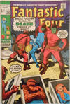 Cover Thumbnail for Fantastic Four (1961 series) #101 [British]