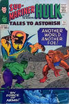 Cover Thumbnail for Tales to Astonish (1959 series) #73 [British Price Variant]