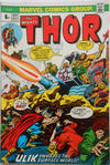 Cover for Thor (Marvel, 1966 series) #211 [British Price Variant]