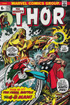 Cover for Thor (Marvel, 1966 series) #216 [British Price Variant]