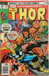 Cover for Thor (Marvel, 1966 series) #252 [British Price Variant]