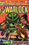 Cover for Strange Tales (Marvel, 1973 series) #180 [British]