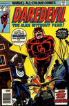 Cover for Daredevil (Marvel, 1964 series) #141 [British Price Variant]