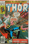 Cover Thumbnail for Thor (1966 series) #267 [British Price Variant]