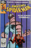 Cover Thumbnail for The Amazing Spider-Man (1963 series) #219 [Direct]