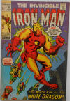 Cover Thumbnail for Iron Man (1968 series) #39 [British Price Variant]