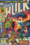 Cover for The Incredible Hulk (Marvel, 1968 series) #166 [British Price Variant]