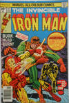 Cover for Iron Man (Marvel, 1968 series) #92 [British Price Variant]