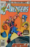 Cover for The Avengers (Marvel, 1963 series) #172 [British]