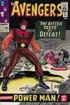 Cover for The Avengers (Marvel, 1963 series) #21 [British]