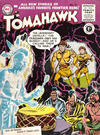 Cover for Tomahawk (Thorpe & Porter, 1954 series) #12