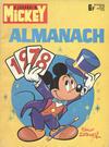 Cover for Almanach du Journal de Mickey (Disney Hachette Presse, 1956 series) #1978