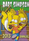 Cover for Bart Simpson Annual (Titan, 2009 ? series) #2013