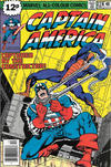 Cover for Captain America (Marvel, 1968 series) #228 [British Price Variant]