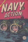 Cover for Navy Action (Horwitz, 1954 ? series) #11