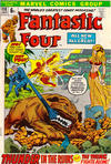 Cover for Fantastic Four (Marvel, 1961 series) #118 [British Price Variant]