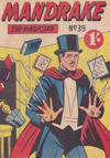 Cover for Mandrake the Magician (Yaffa / Page, 1964 ? series) #39