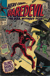 Cover Thumbnail for Daredevil (1964 series) #31 [British Price Variant]