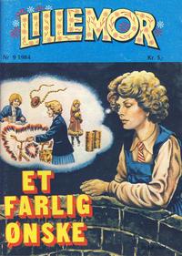 Cover Thumbnail for Lillemor (Serieforlaget / Se-Bladene / Stabenfeldt, 1969 series) #9/1984