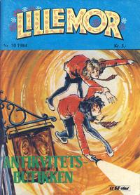 Cover Thumbnail for Lillemor (Serieforlaget / Se-Bladene / Stabenfeldt, 1969 series) #10/1984