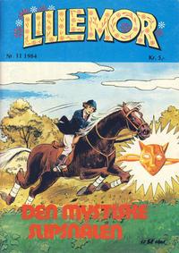Cover Thumbnail for Lillemor (Serieforlaget / Se-Bladene / Stabenfeldt, 1969 series) #11/1984