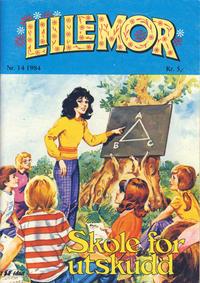 Cover Thumbnail for Lillemor (Serieforlaget / Se-Bladene / Stabenfeldt, 1969 series) #14/1984
