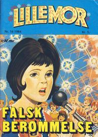 Cover Thumbnail for Lillemor (Serieforlaget / Se-Bladene / Stabenfeldt, 1969 series) #16/1984