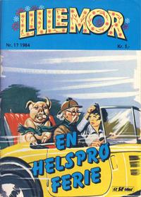 Cover Thumbnail for Lillemor (Serieforlaget / Se-Bladene / Stabenfeldt, 1969 series) #17/1984