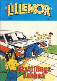 Cover Thumbnail for Lillemor (Serieforlaget / Se-Bladene / Stabenfeldt, 1969 series) #21/1984