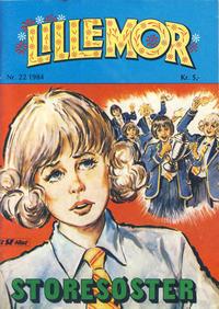 Cover Thumbnail for Lillemor (Serieforlaget / Se-Bladene / Stabenfeldt, 1969 series) #22/1984