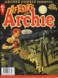 Cover Thumbnail for Afterlife with Archie Magazine (Archie, 2014 series) #1