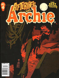 Cover Thumbnail for Afterlife with Archie Magazine (Archie, 2014 series) #4