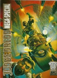 Cover Thumbnail for Judge Dredd Mega-Special (Fleetway Publications, 1988 series) #3