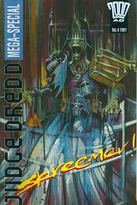Cover Thumbnail for Judge Dredd Mega-Special (Fleetway Publications, 1988 series) #4