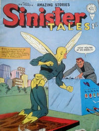 Cover Thumbnail for Sinister Tales (Alan Class, 1964 series) #77