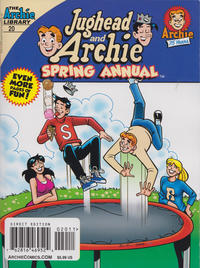 Cover Thumbnail for Jughead and Archie Double Digest (Archie, 2014 series) #20