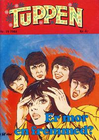 Cover Thumbnail for Tuppen (Serieforlaget / Se-Bladene / Stabenfeldt, 1969 series) #19/1984