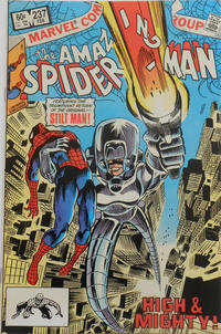 Cover Thumbnail for The Amazing Spider-Man (Marvel, 1963 series) #237 [Direct Edition]