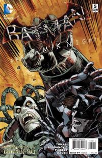 Cover Thumbnail for Batman: Arkham Knight (DC, 2015 series) #5